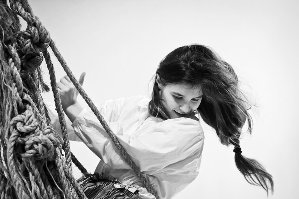"#BEENTHEREDONETHAT: 28 ΦΩΤΟΓΡΑΦΙΕΣ ΚΑΙ ΕΝΑ ΒΙΝΤΕΟ ΑΠΟ ΤΗΝ ΠΡΟΒΑ ΤΗΣ ""ΒΟΣΚΟΠΟΥΛΑΣ"" ΣΤΟ ΘΕΑΤΡΟ ΤΟΥ ΝΕΟΥ ΚΟΣΜΟΥ | Η Kiki Pap φωτογραφίζει τις πρόβες της Βοσκοπούλας | joinradio |"
