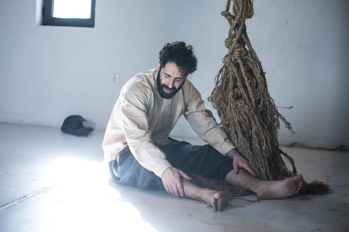 Ενα εικοσιτετράωρο με τον ηθοποιό Γιώργο Παπανδρέου |Καθημερινή της Κυριακής | Δημήτρης Αθηνάκης |