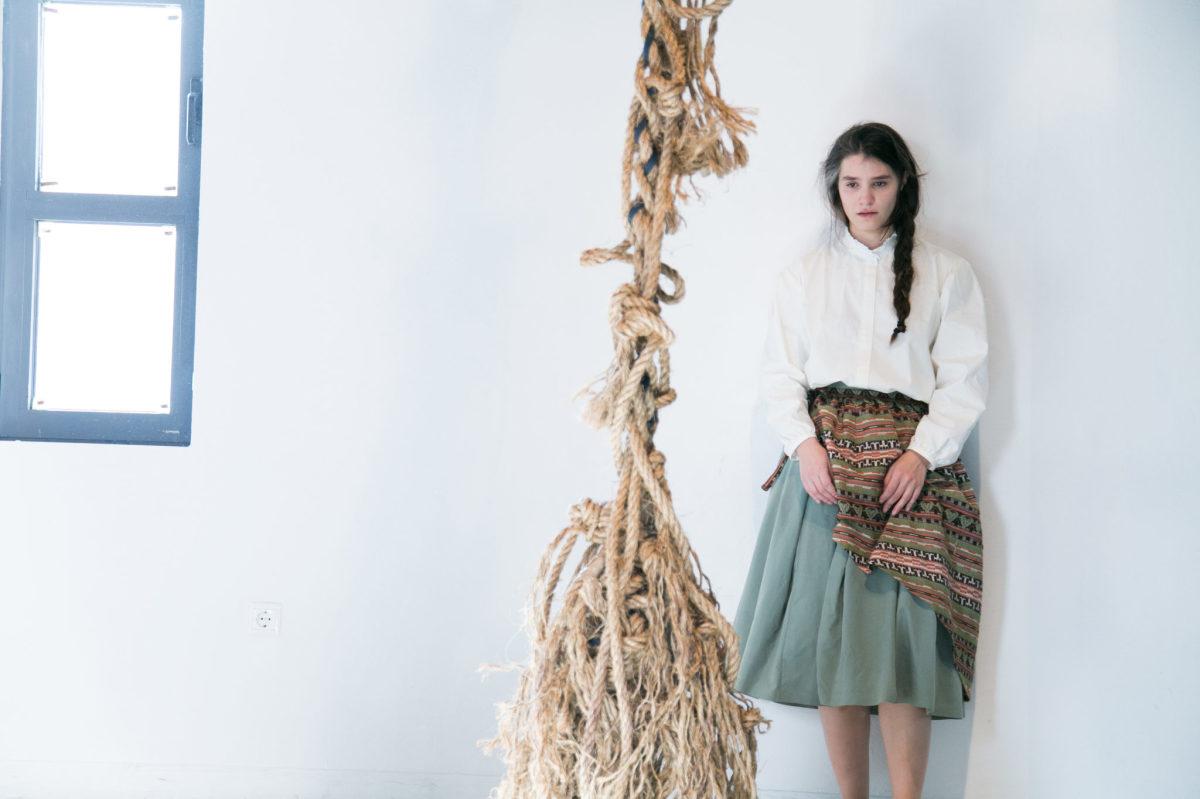 The one weeks Journal: Πηνελόπη Τσιλίκα | Δημήτρης Κωνσταντινίδης | elculture |